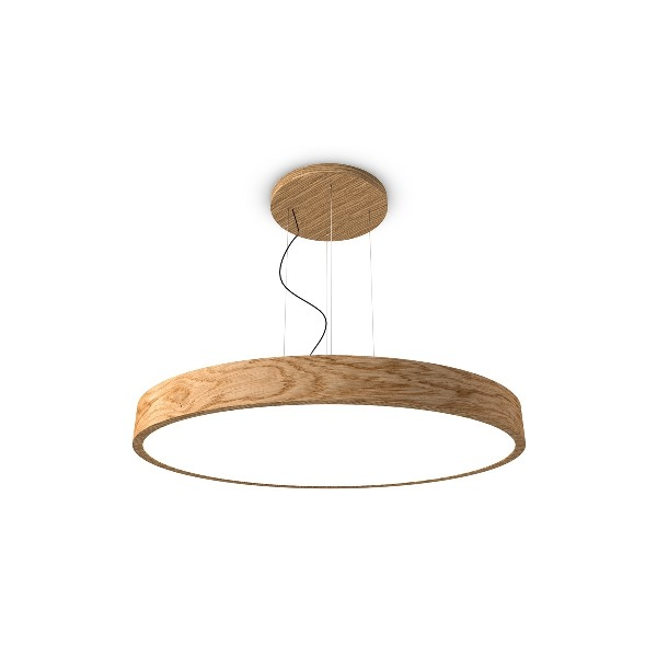 woodLED ROUND Hang 1200