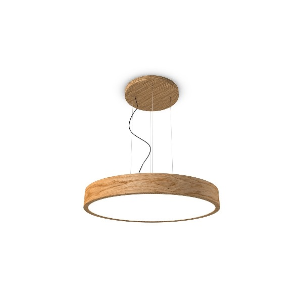 woodLED ROUND Hang 900