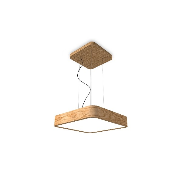 woodLED SQUARE Hang 600