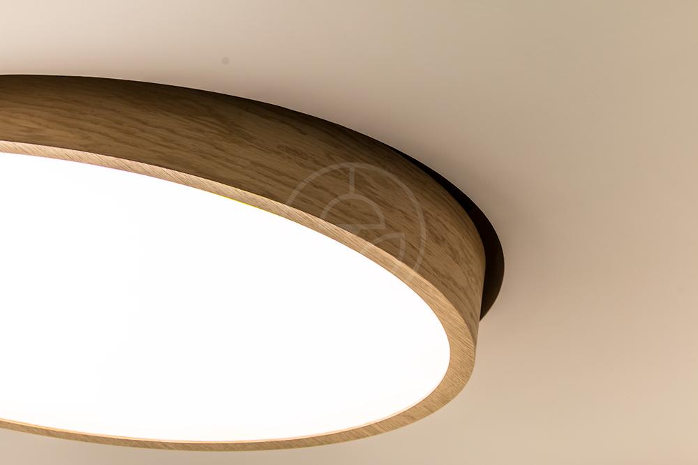 Kruhové zápustné LED svietidlo s možnosťou náklonu na Nábytok a bývanie 2016