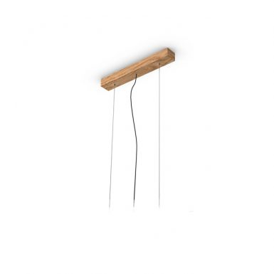 WoodLED Linus hang -suspension kit for wooden linear hanging lamp