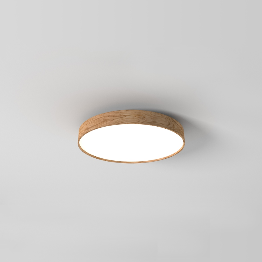 WoodLED_Soft600-round-wooden-ceiling-slim-lamp