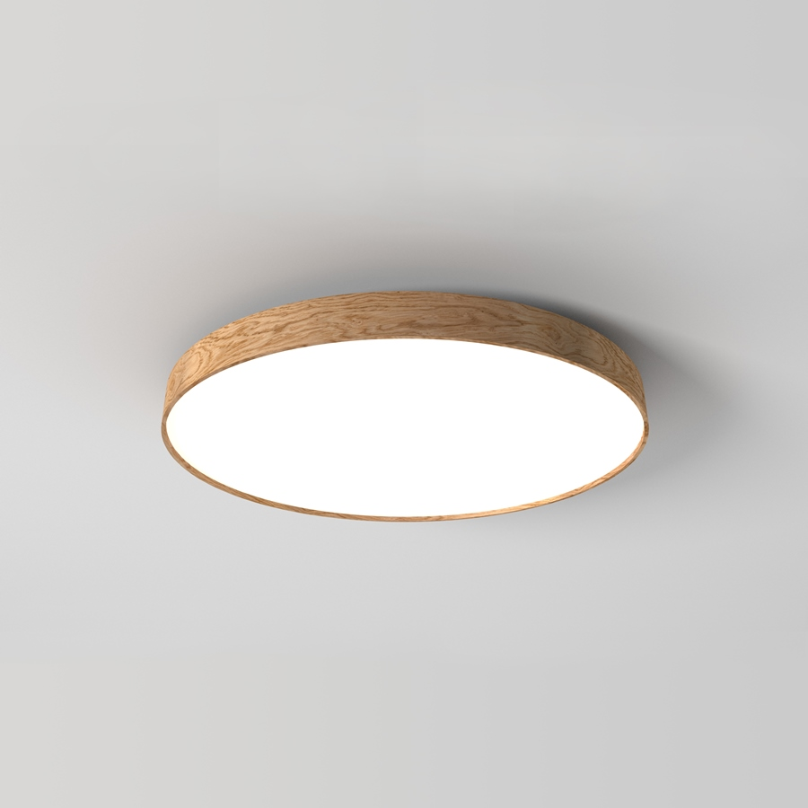 WoodLED_Soft900-round-wooden-ceiling-slim-lamp