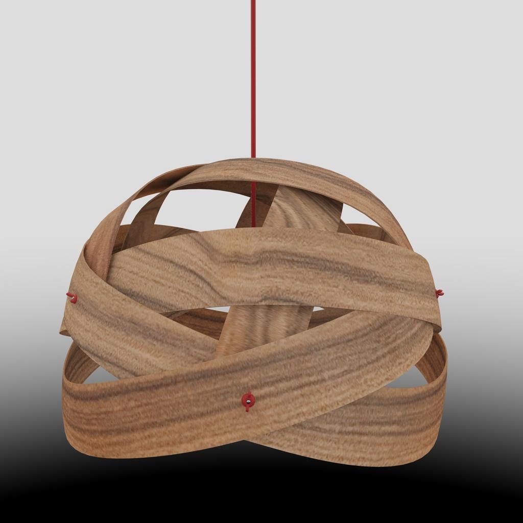 wood LED NEST 800