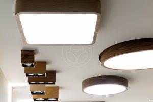 woodLED lights